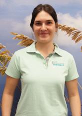 Denise Dohrmann, Auszubildende Zahnarztpraxis Hesebeck